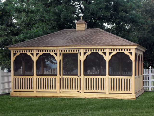 Gazebo Rectangle