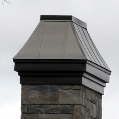 Metal Chimney Cap