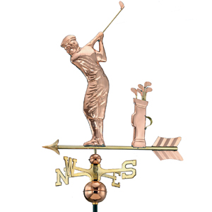 Golfer <br />(Polished) thumbnail