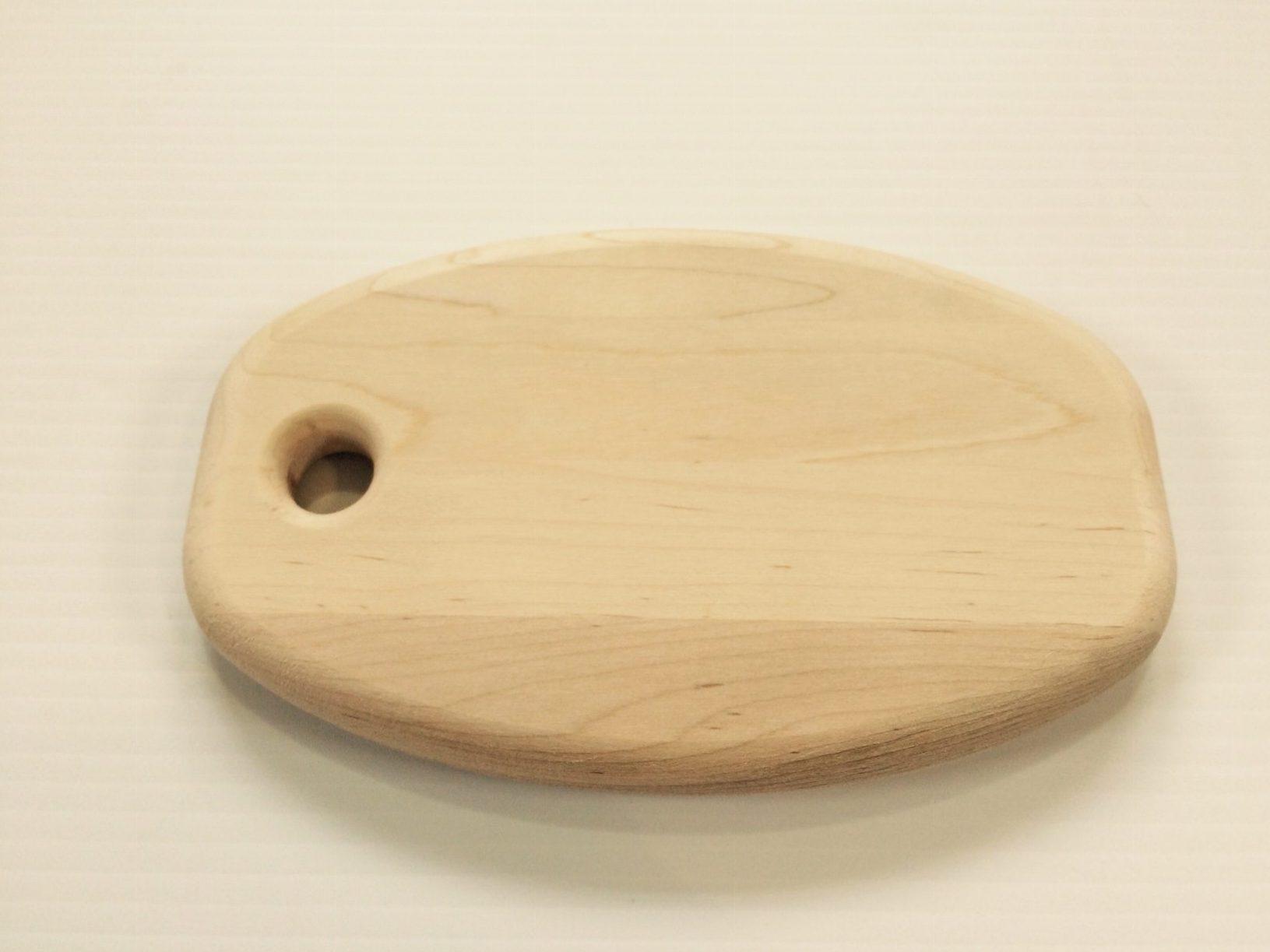 oblong custom cutting board