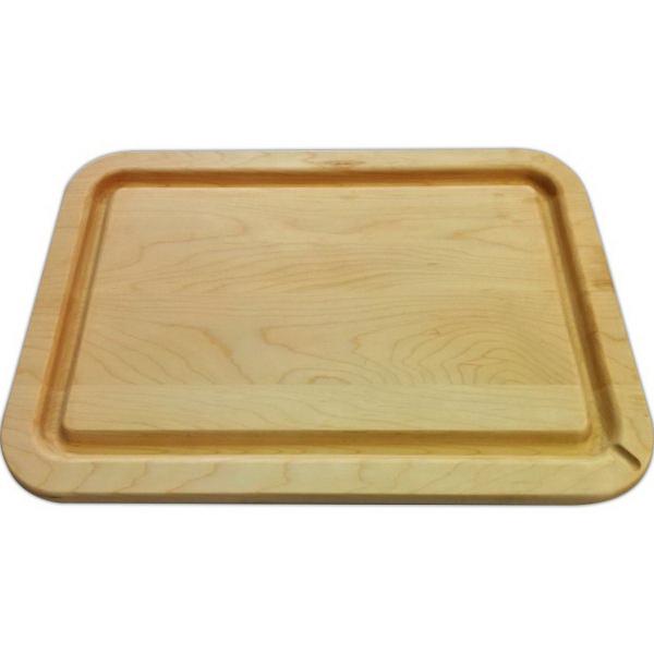 Drip well cutting board
