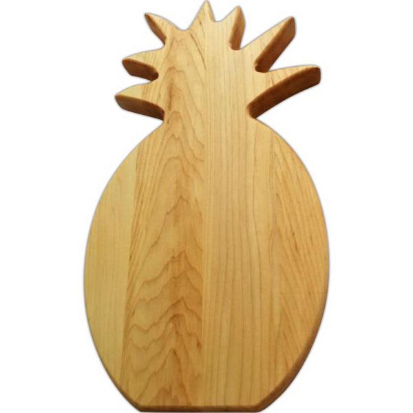 pineapple, custom cutting board