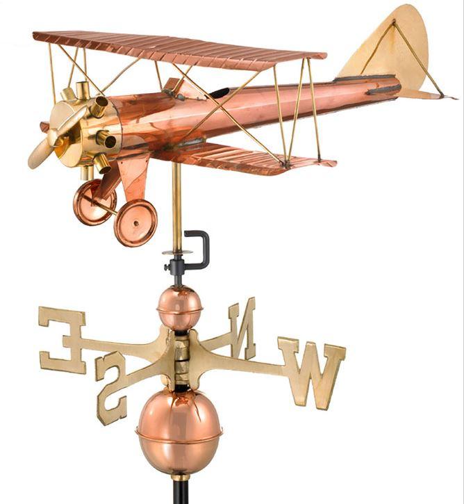 Airplane weathervane thumbnail