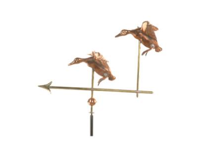 Double Landing Ducks