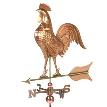 Jumbo Rooster (Polished)