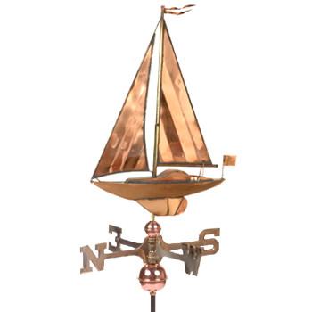 Large Sailboat (Polished)
